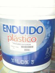 ENDUIDO EXTERIOR 10 LITRO