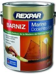 BARNIZ REXPAR MARINO 1 LITRO